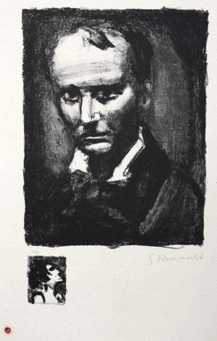 Georges Rouault: Baudelaire, 1926