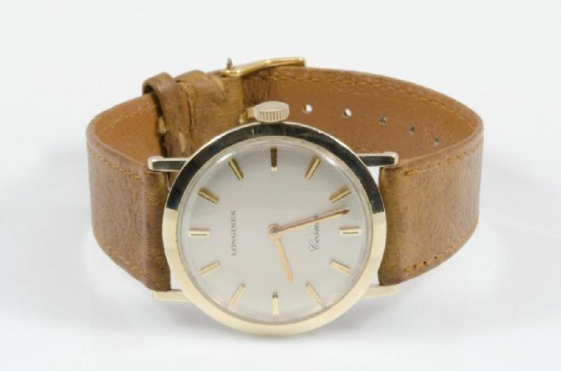 Longines 14K Gold GL Cosmo Watch - 3