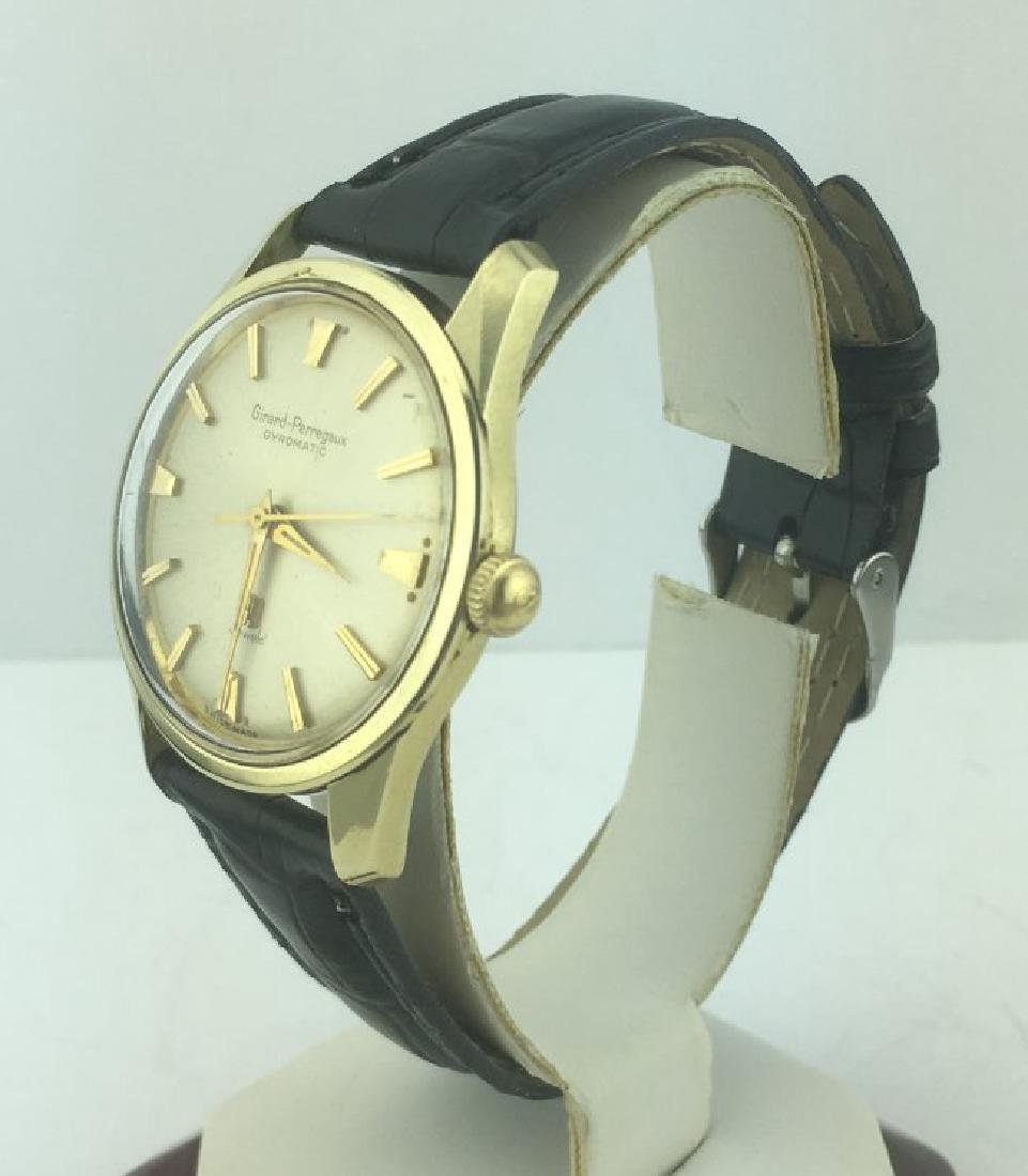 Girard Perregaux Gyromatic Gold Stainless Steel Watch - 3