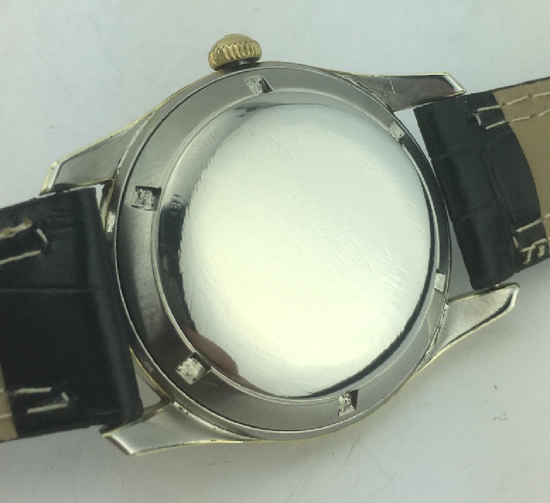 Girard Perregaux Gyromatic Gold Stainless Steel Watch - 6