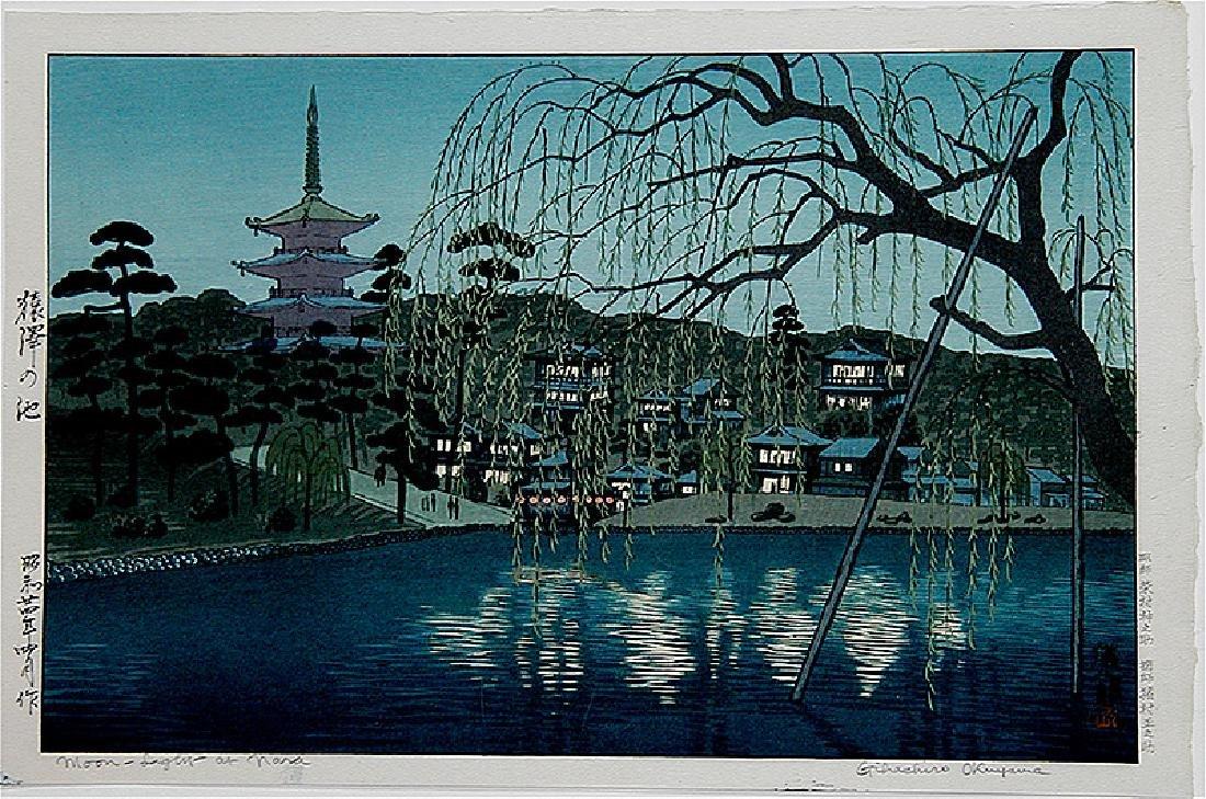 Gihachiro Okuyama: Sarusawa Pond