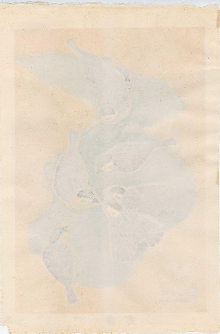 Kasamatsu Shiro: Spring Snow - 2
