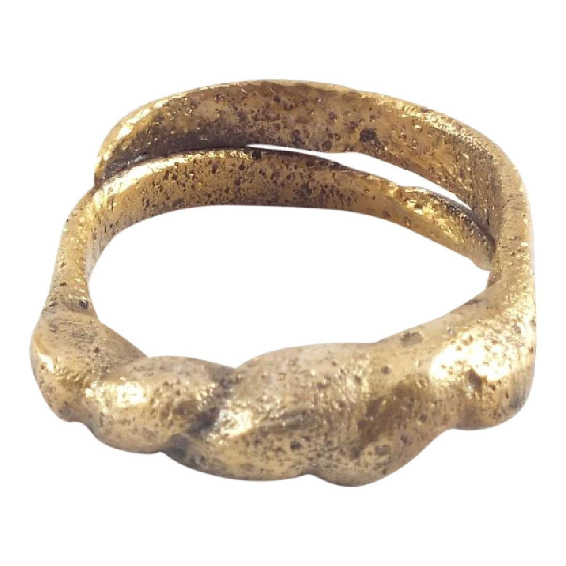 Viking Warrior's Ring 9th Century
