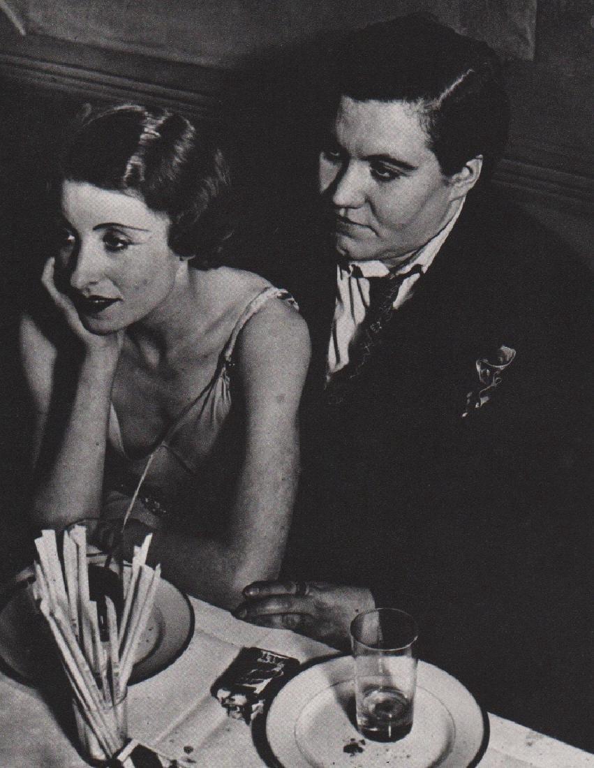 Brassai: Female Couple