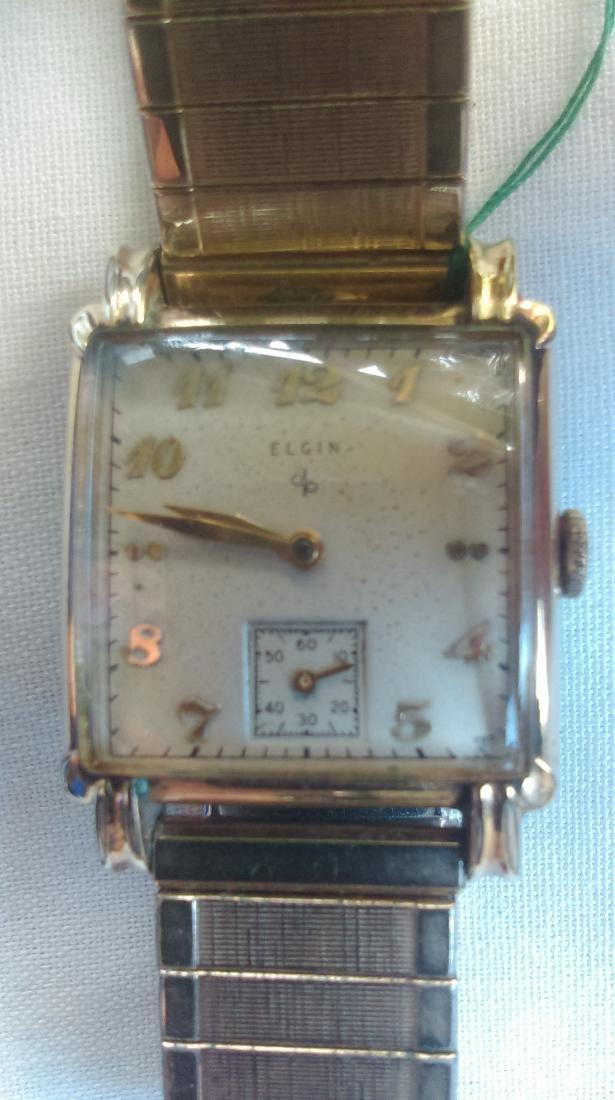 Elgin 10K Gold Watch