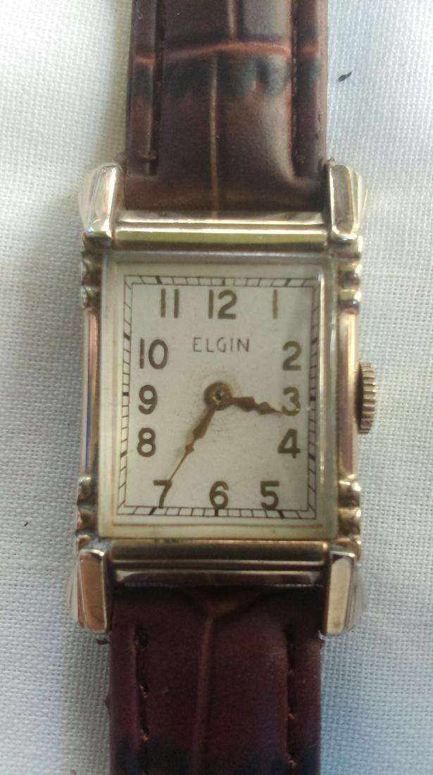 Elgin 15 Jewel Watch, 1935
