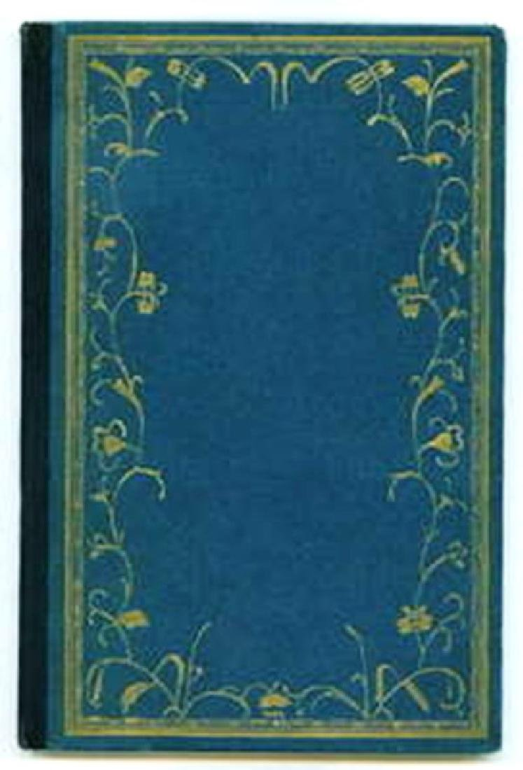Cabell: Ballades from the Hidden Way, 1928 - Signed
