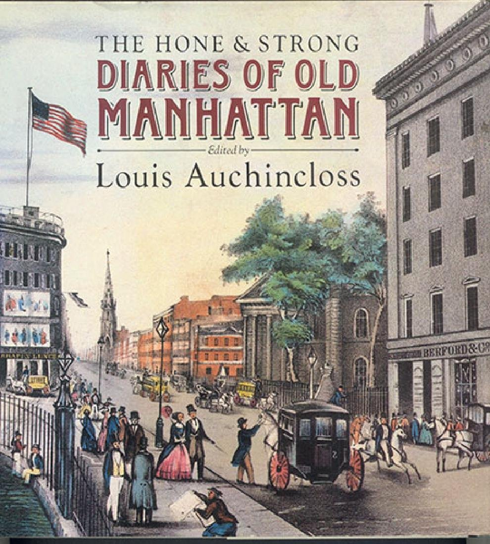 The Hone & Strong Diaries of Old Manhattan, 1989