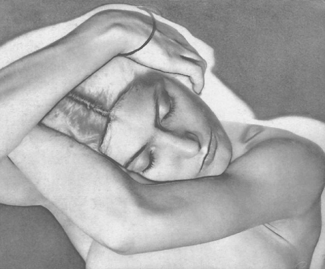 Man Ray: Sleeping Woman
