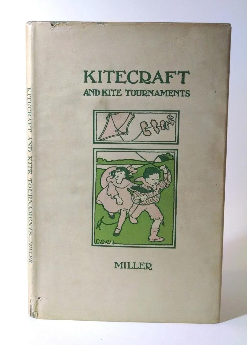 Kitecraft and Kite Tournaments, First Edition