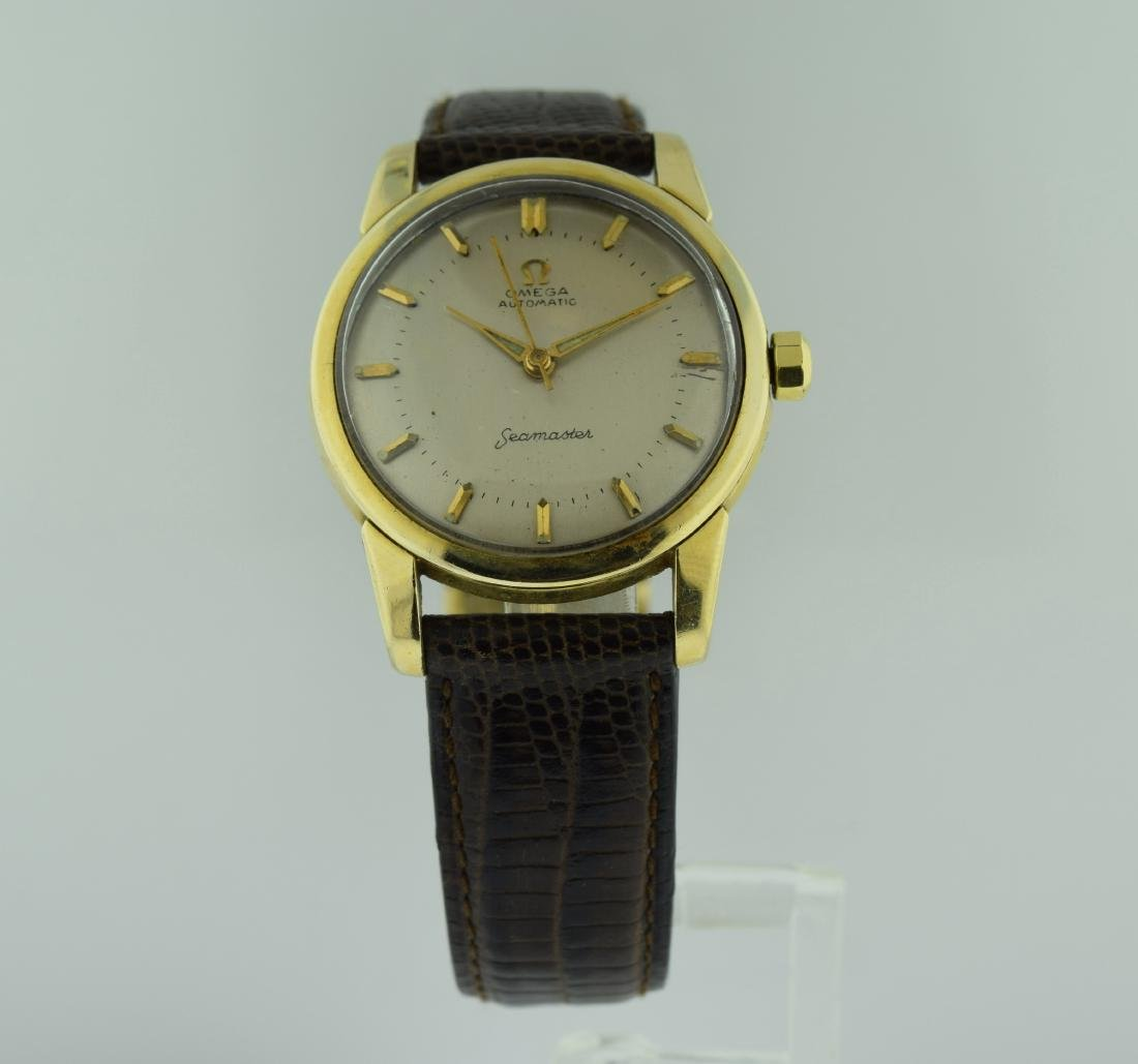 Omega Seamaster Automatic Gold Filled Watch, 1960