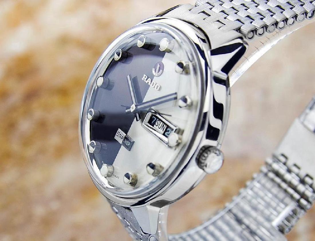 Rado Star Liner Vintage Men's Automatic Watch - 4