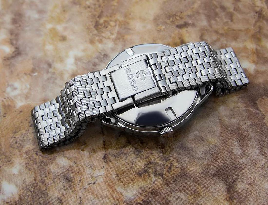 Rado Star Liner Vintage Men's Automatic Watch - 9