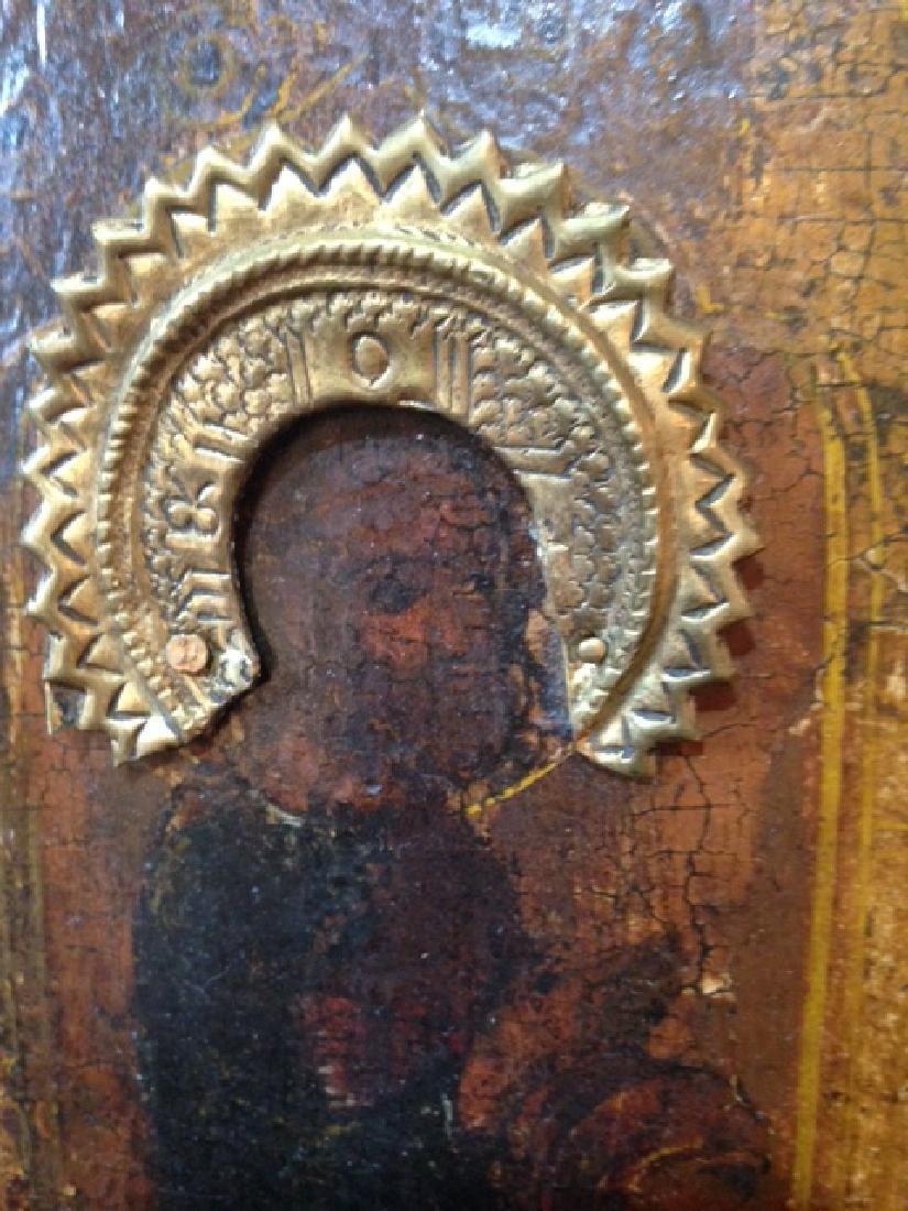 Nativity of St. John Icon, 1680 - 2