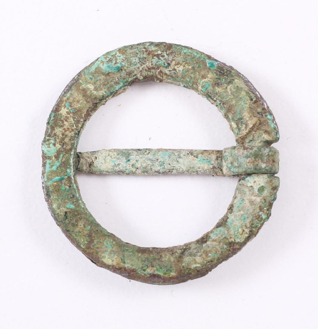 Viking Protective Brooch, 9th-10th Century - 2