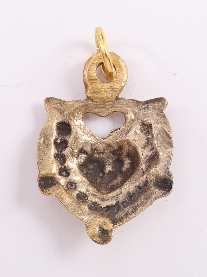 Viking Heart Pendant, 850-1050 - 2