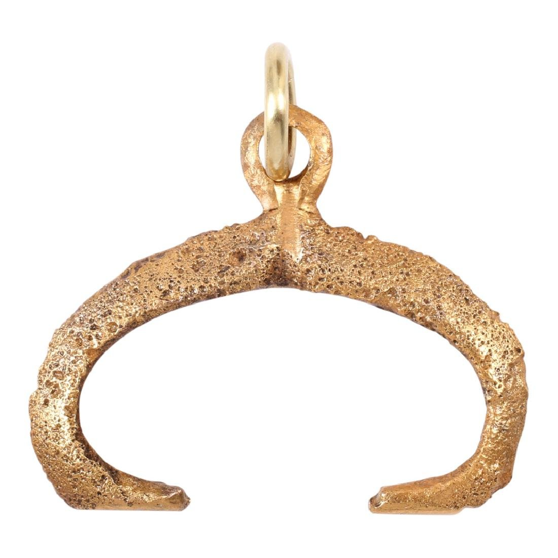 Viking Lunar Pendant, 900-1000