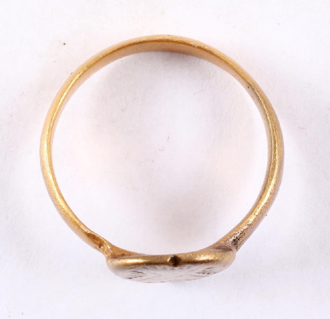 Viking Warrior's Heart Ring, 850-1000 - 2