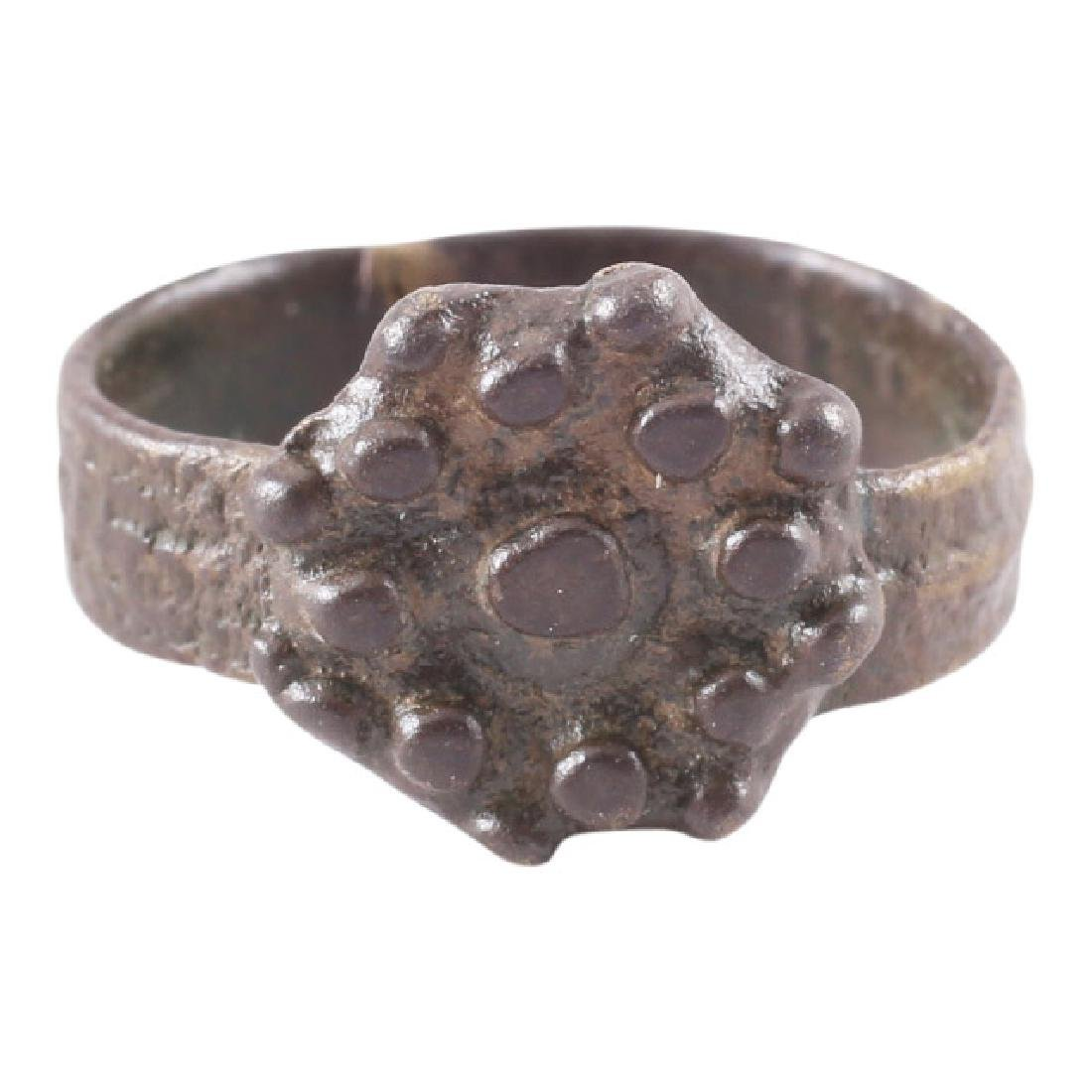Great Plague of London Ring, 15th-17th Century