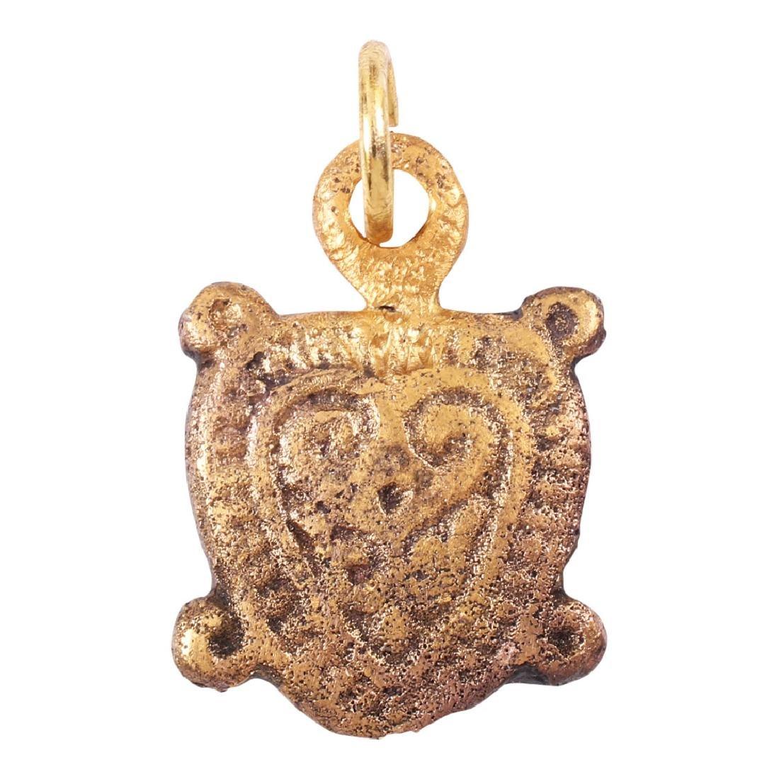 Viking Heart Pendant, 850-950