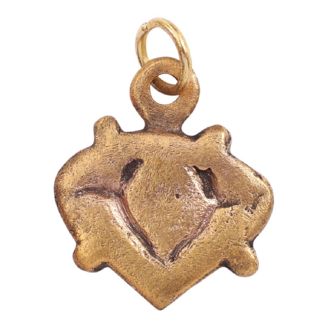 Viking Heart Pendant, 10th-11th Century