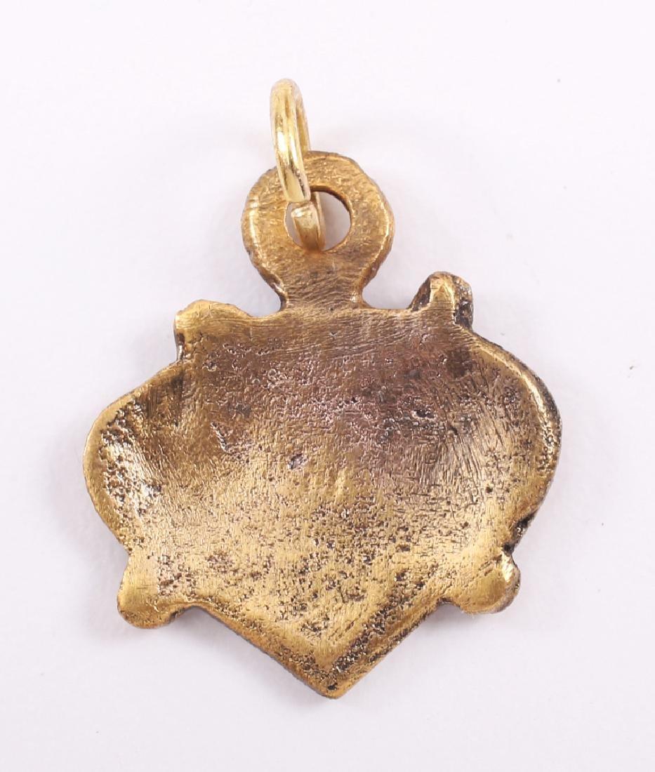 Viking Heart Pendant, 10th-11th Century - 2