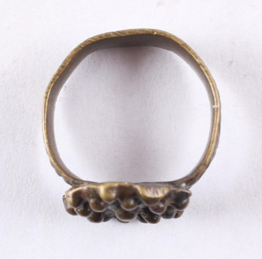 Great Plague of London Ring, 15th-17th Century - 2