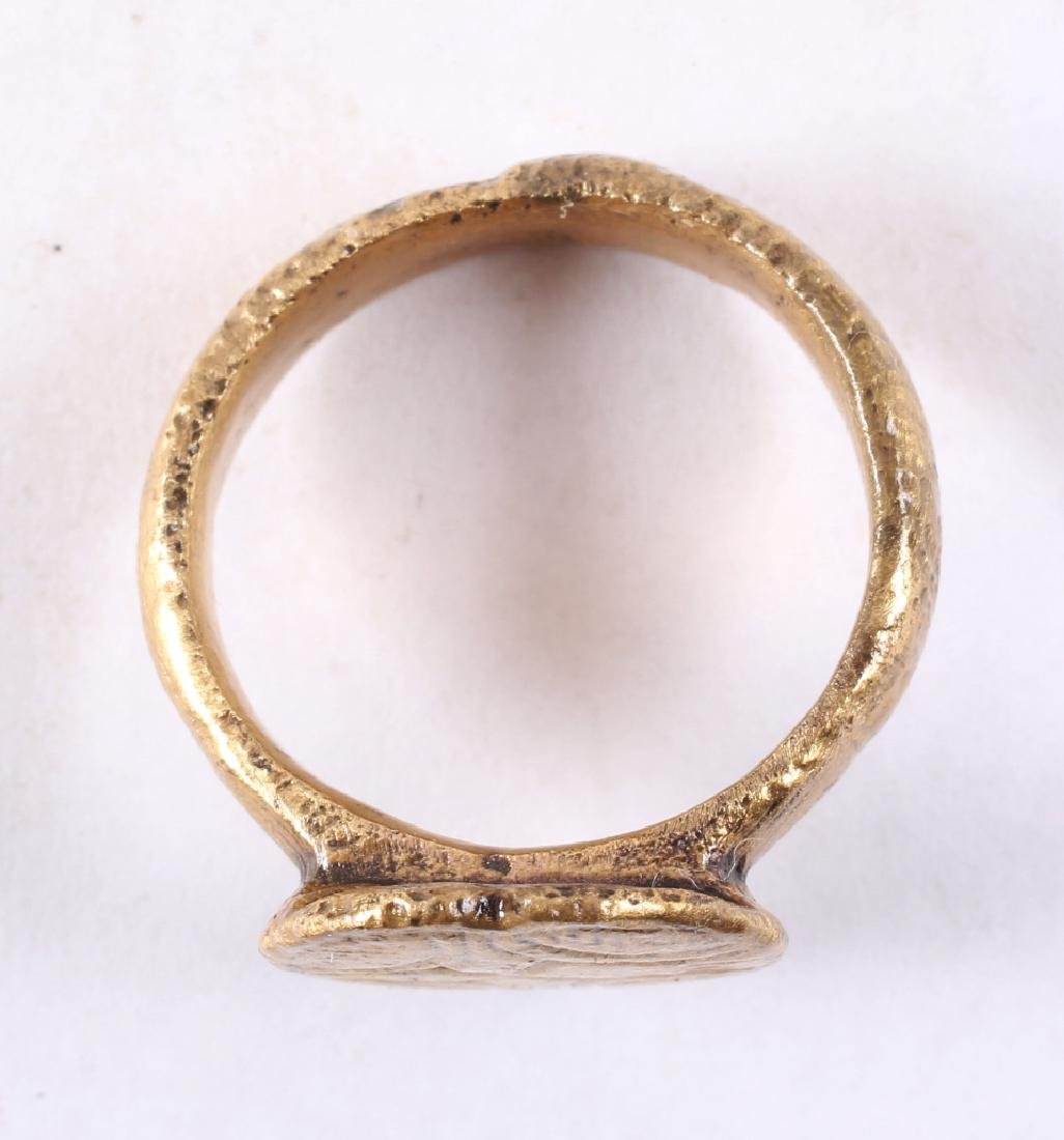 Viking Warrior's Heart Ring, 850-1000 - 2