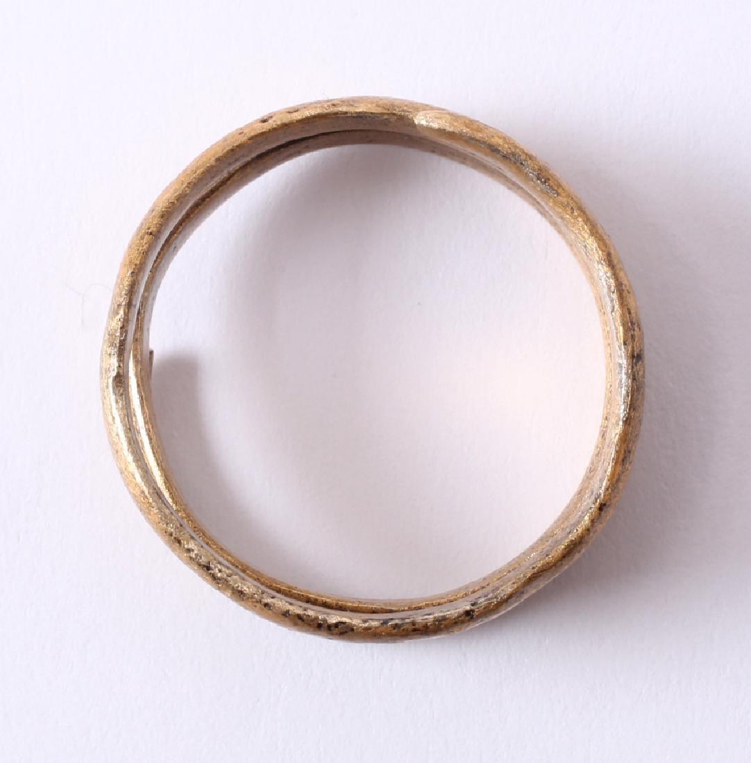 Viking Warrior's Coil Ring, 10th Century - 2