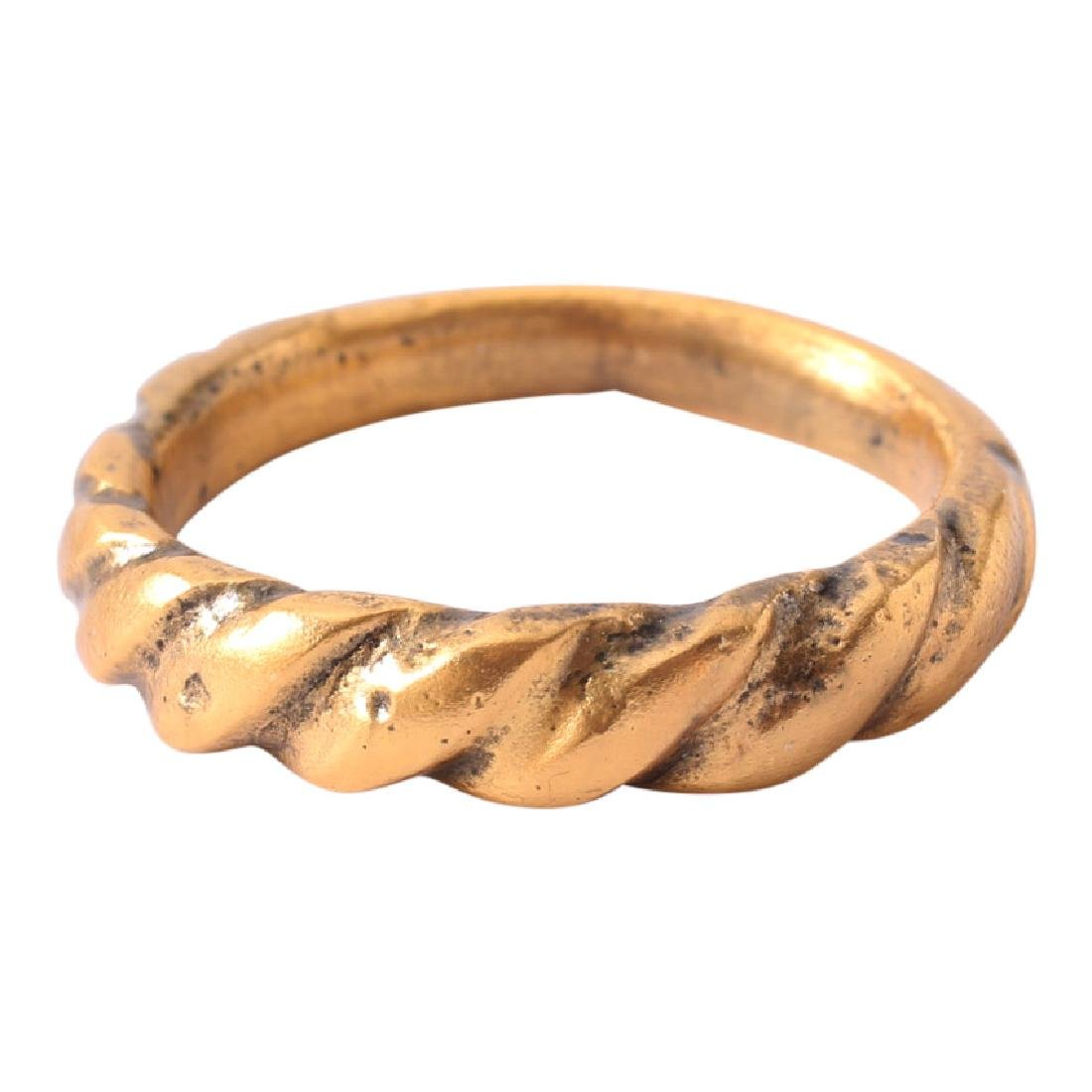 Viking Warrior's Ring, 10th Century