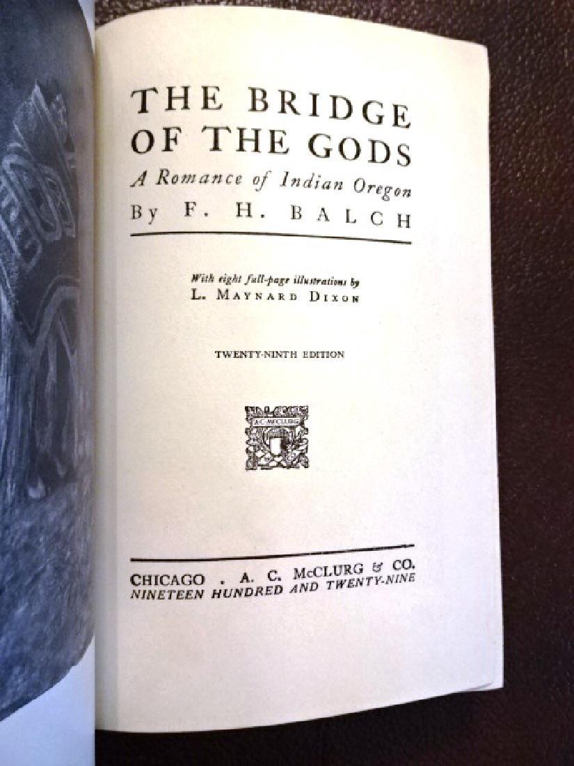 The Bridge of the Gods, A Romance of Indian Oregon - 2