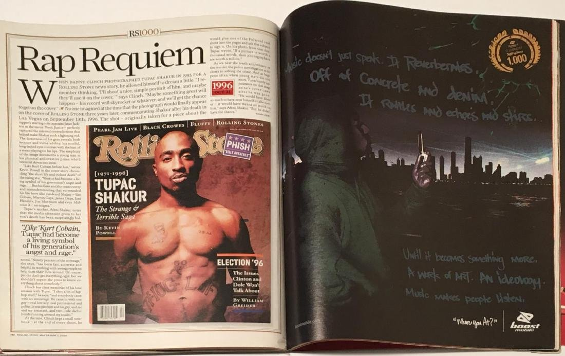 Rolling Stone 1000th Issue Special Collectors' Edition - 5