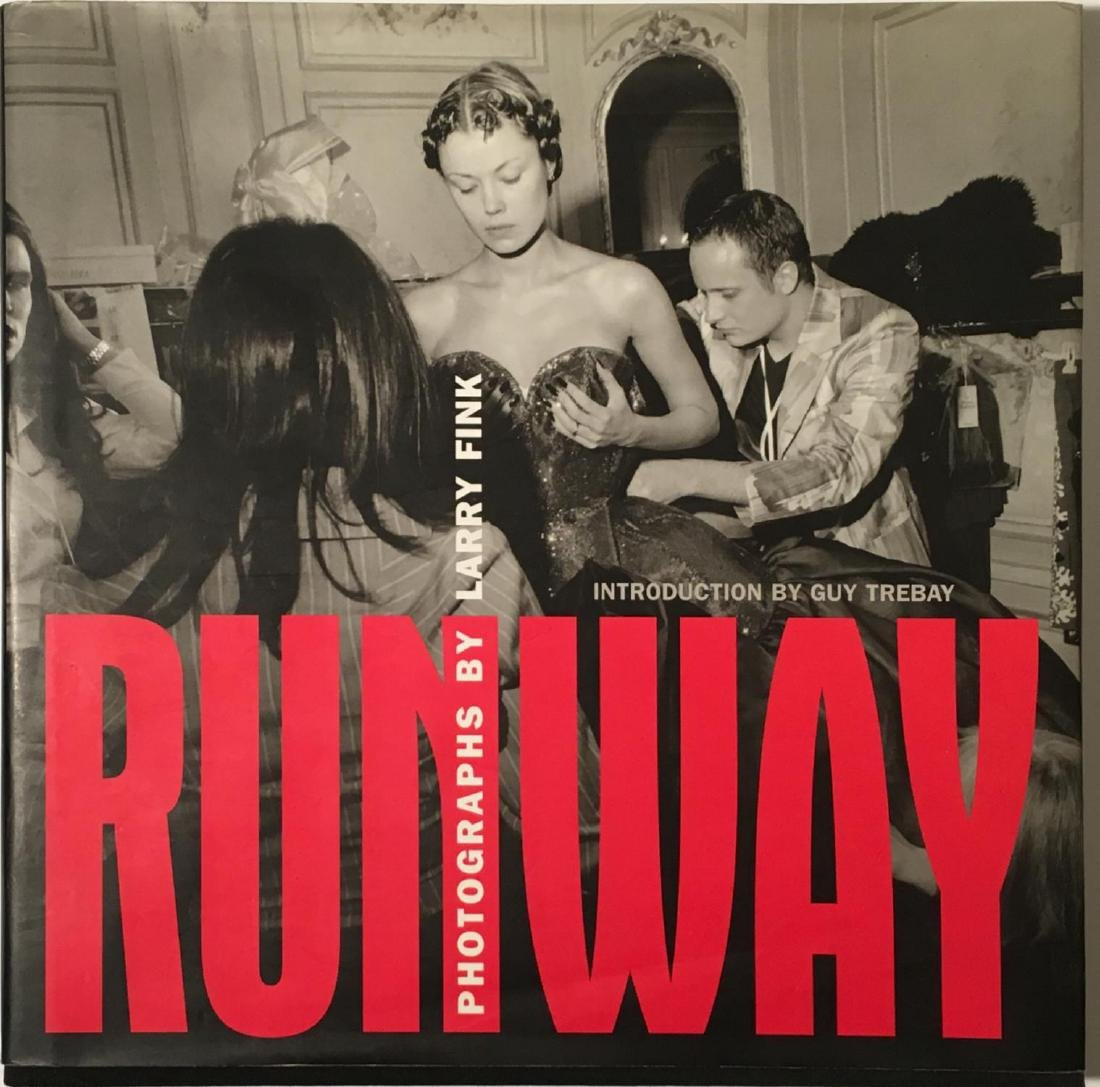 Runway, First Edition, Guy Trebay