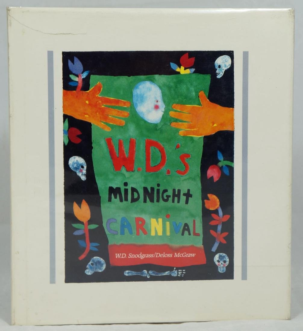 W.D.'s Midnight Carnival, Signed