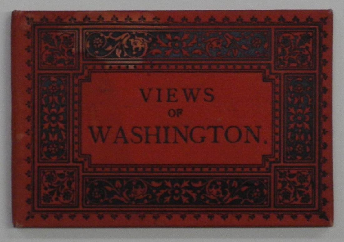 Views of Washington. [cover title]