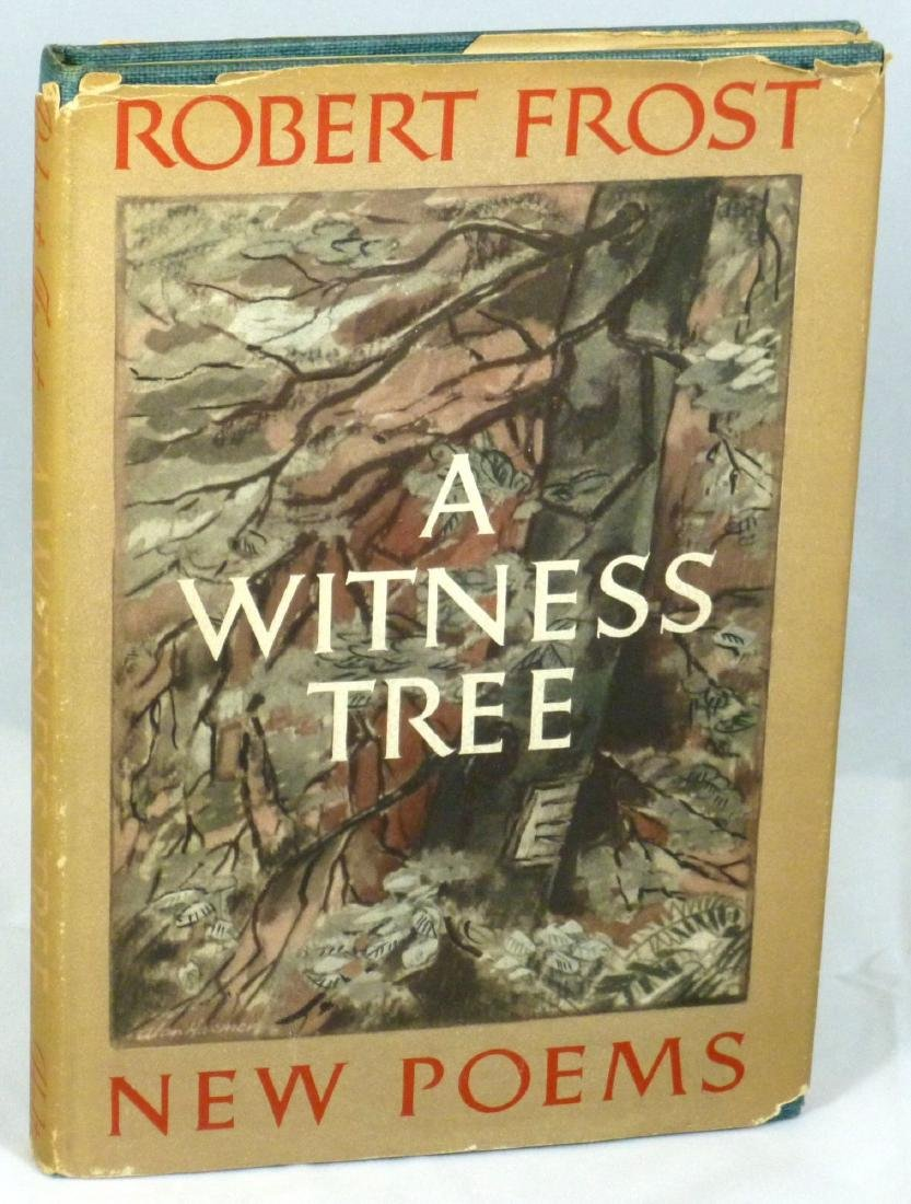 A Witness Tree, Robert Frost