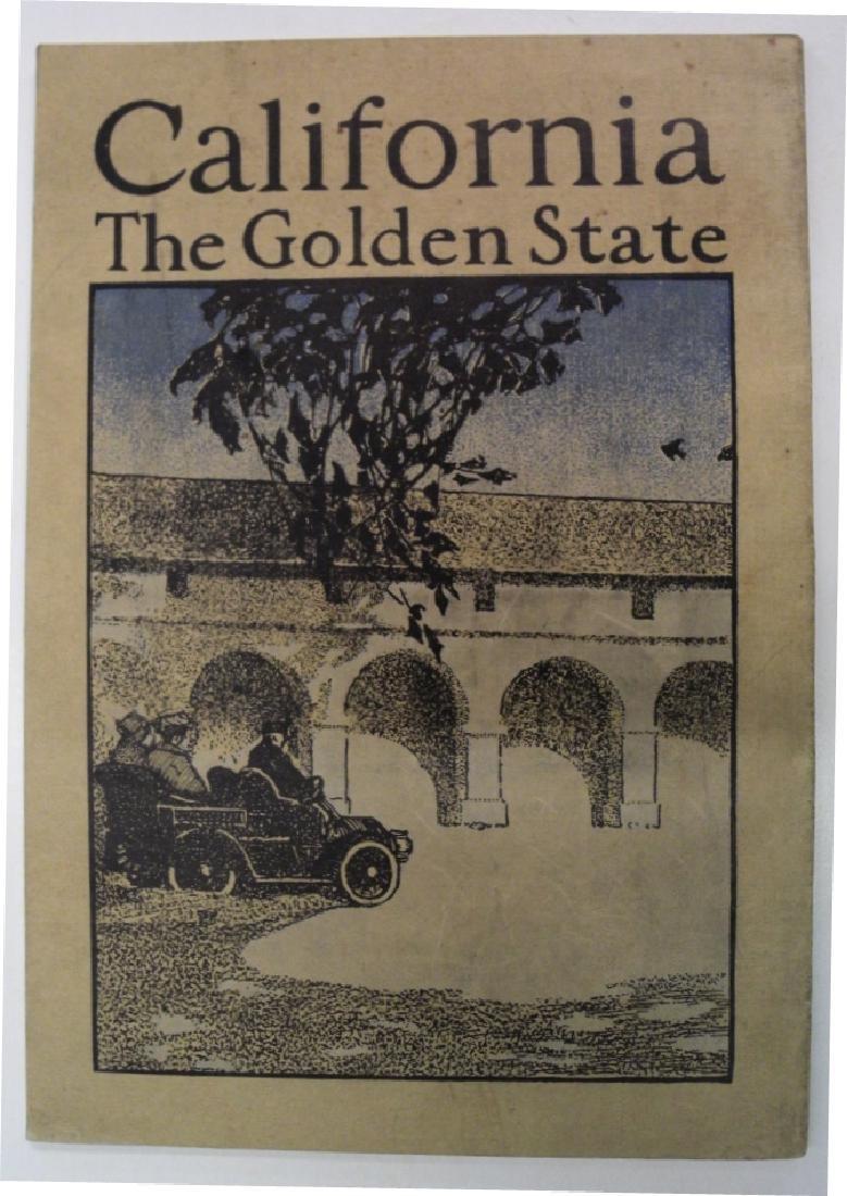 California the Golden State, John Sebastian
