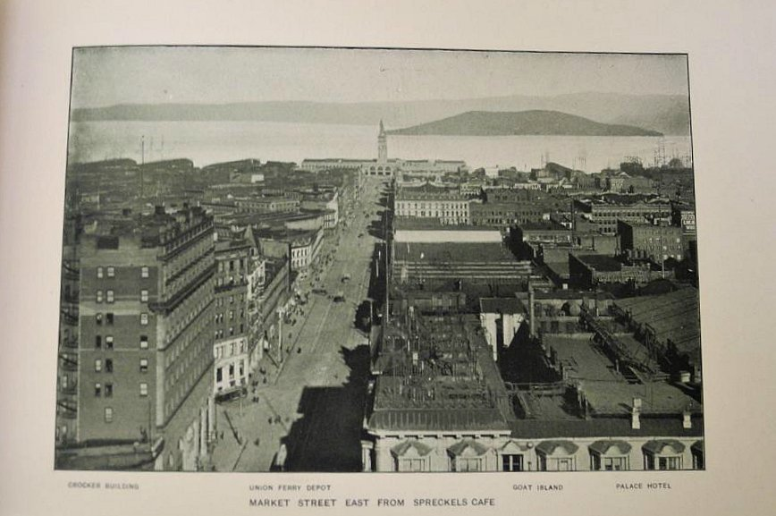 San Francisco View Book - 8