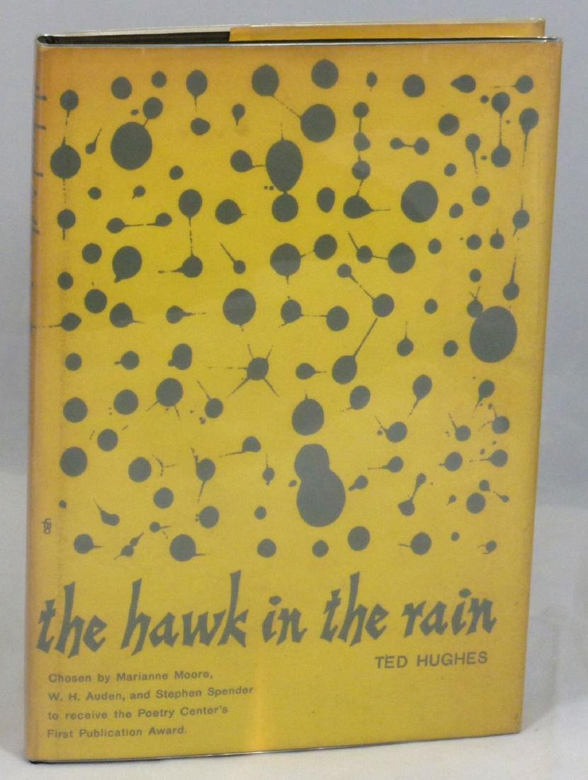 The Hawk in the Rain, Ted Hughes, First Edition