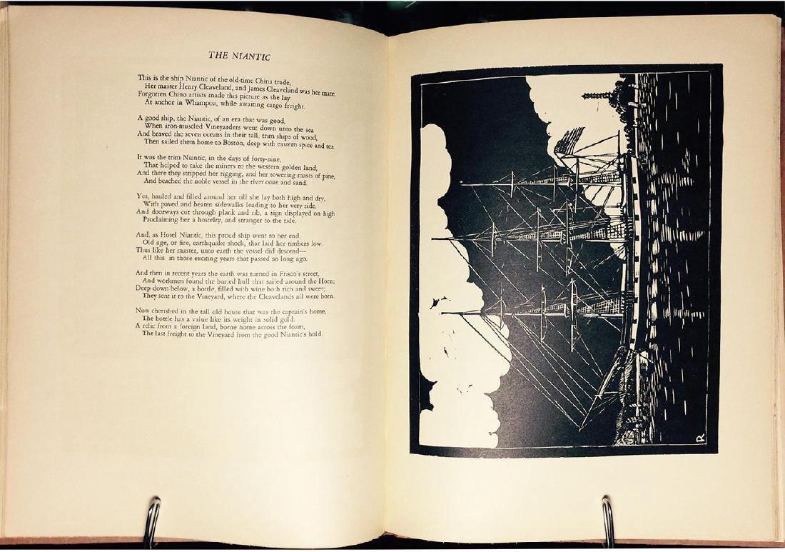 Vineyard Poems & Prints, Chase Allen, 1934 - 4