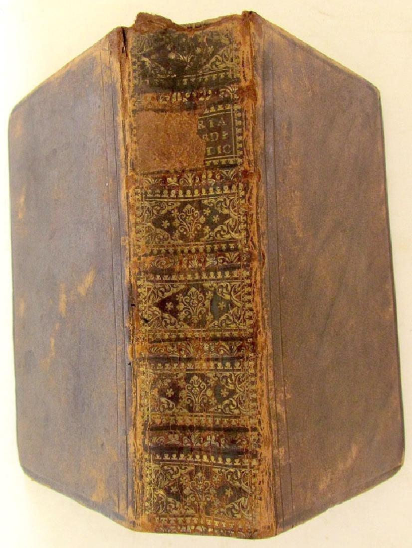 Historia et Concordia Evangelica, 1722