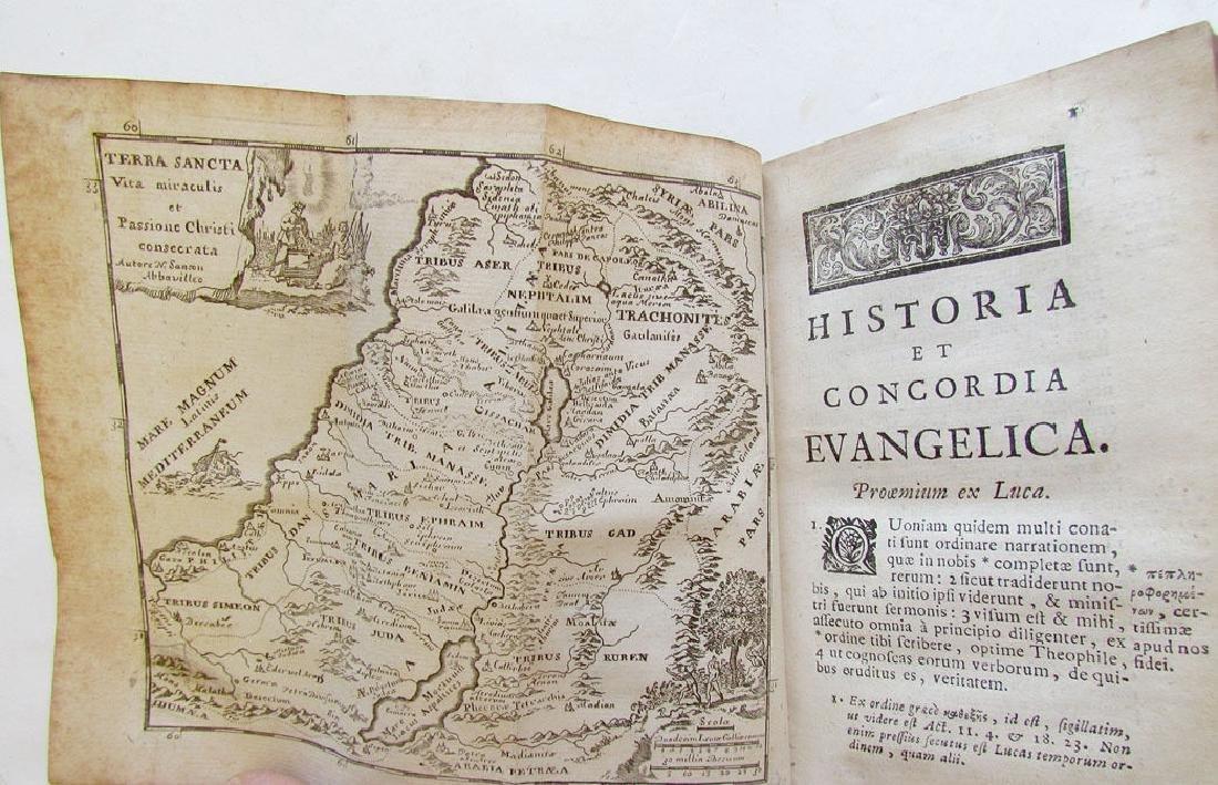 Historia et Concordia Evangelica, 1722 - 4