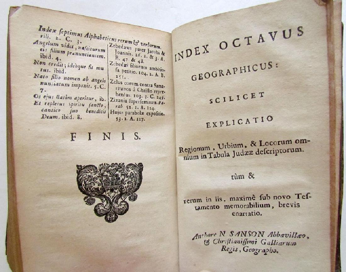 Historia et Concordia Evangelica, 1722 - 6