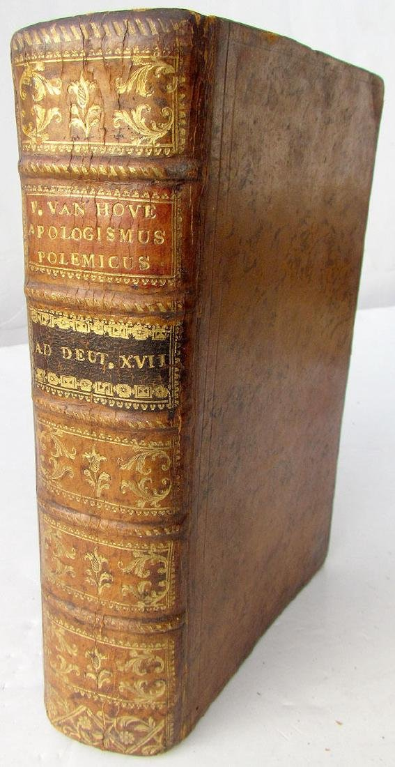 Apologismus Polemicus, 1782