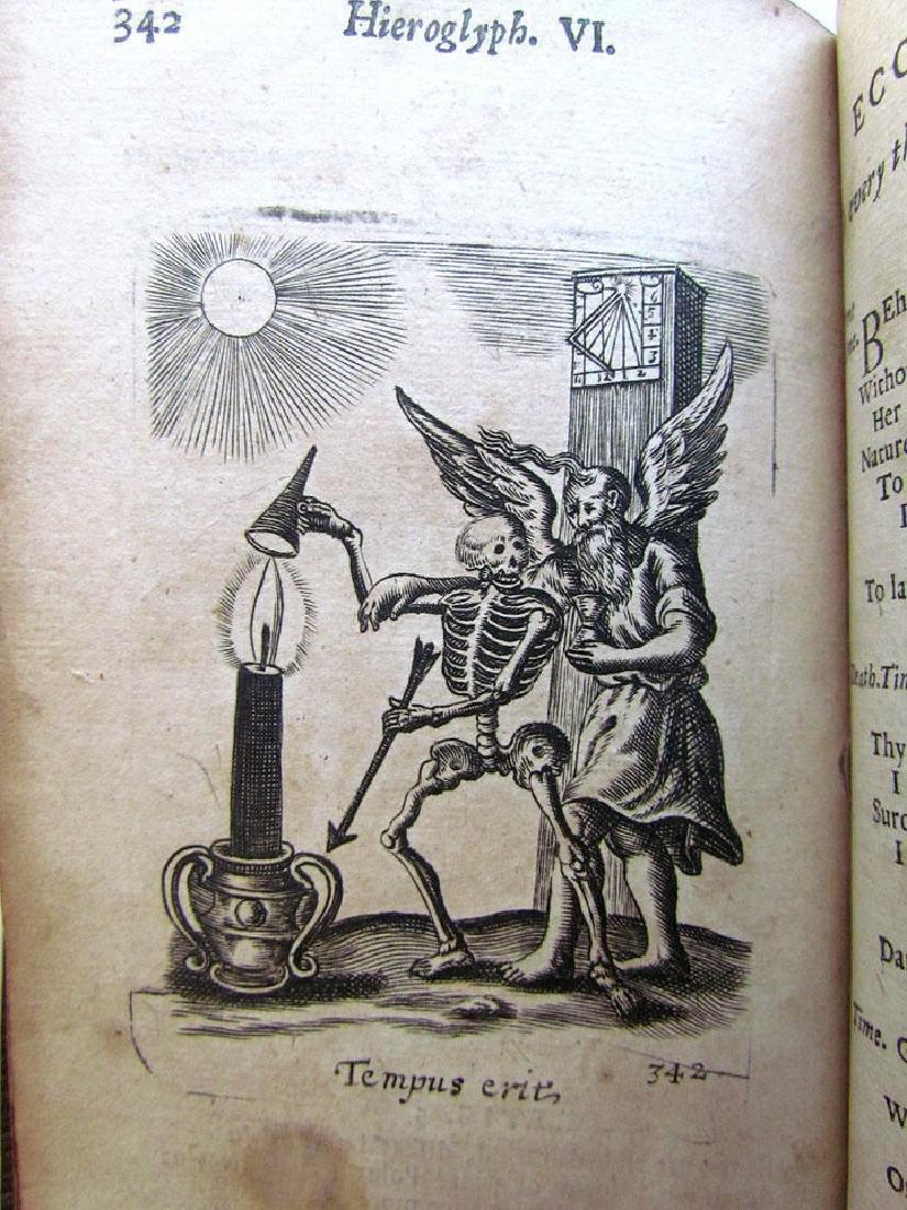 Emblemes, Francis Quarles, 1709 - 10