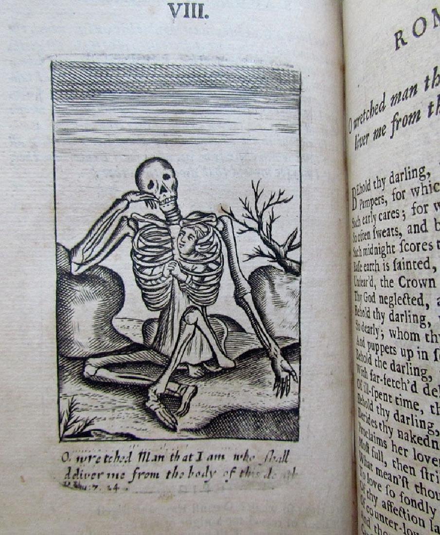 Emblemes, Francis Quarles, 1709 - 2