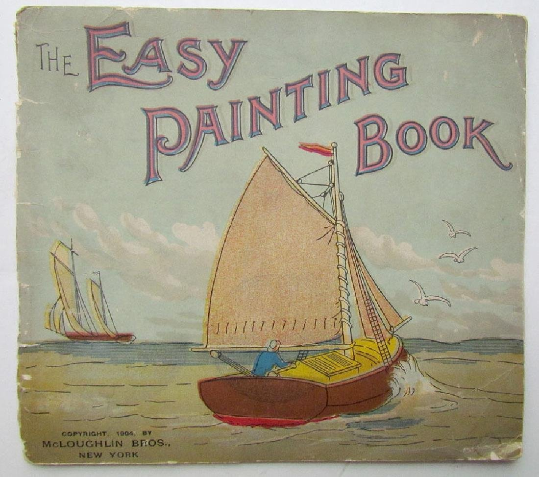The Easy Painting Children Book, 1904