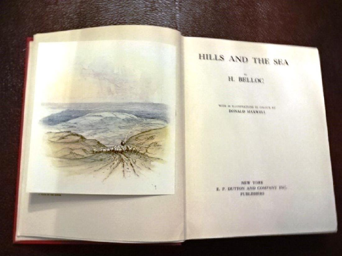 Hills and the Sea, Donald Maxwell