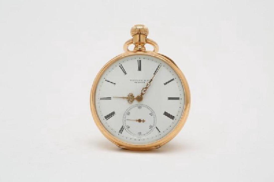 Tiffany & Co 18K Gold Pocketwatch