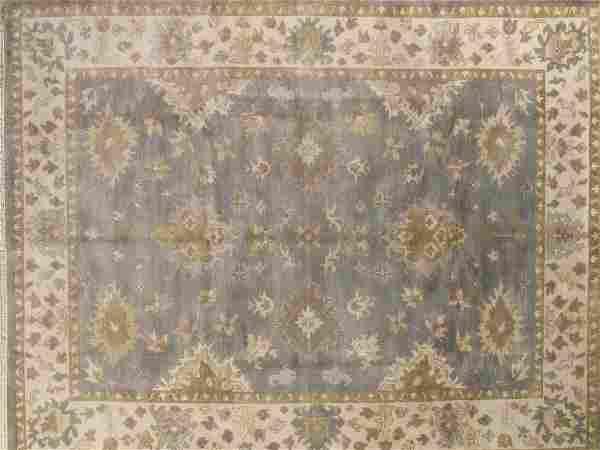 Elegant Oushak Handmade Area Rug 9x12
